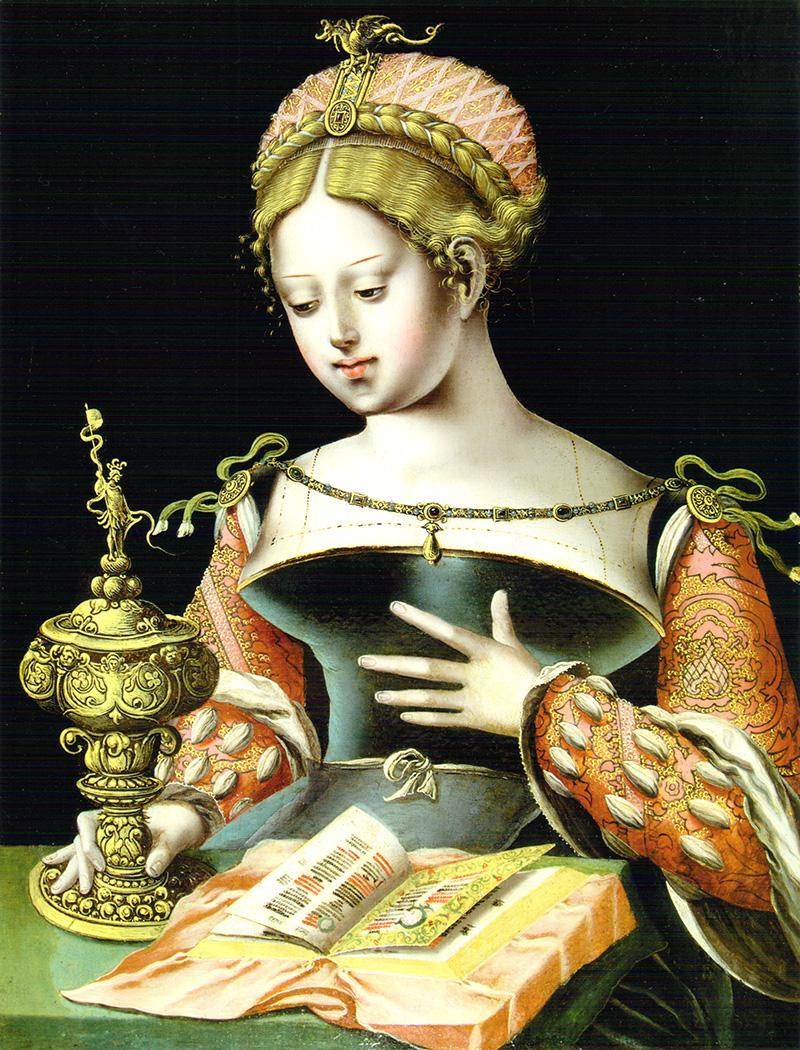 Magdalena Maestro del Papagallo