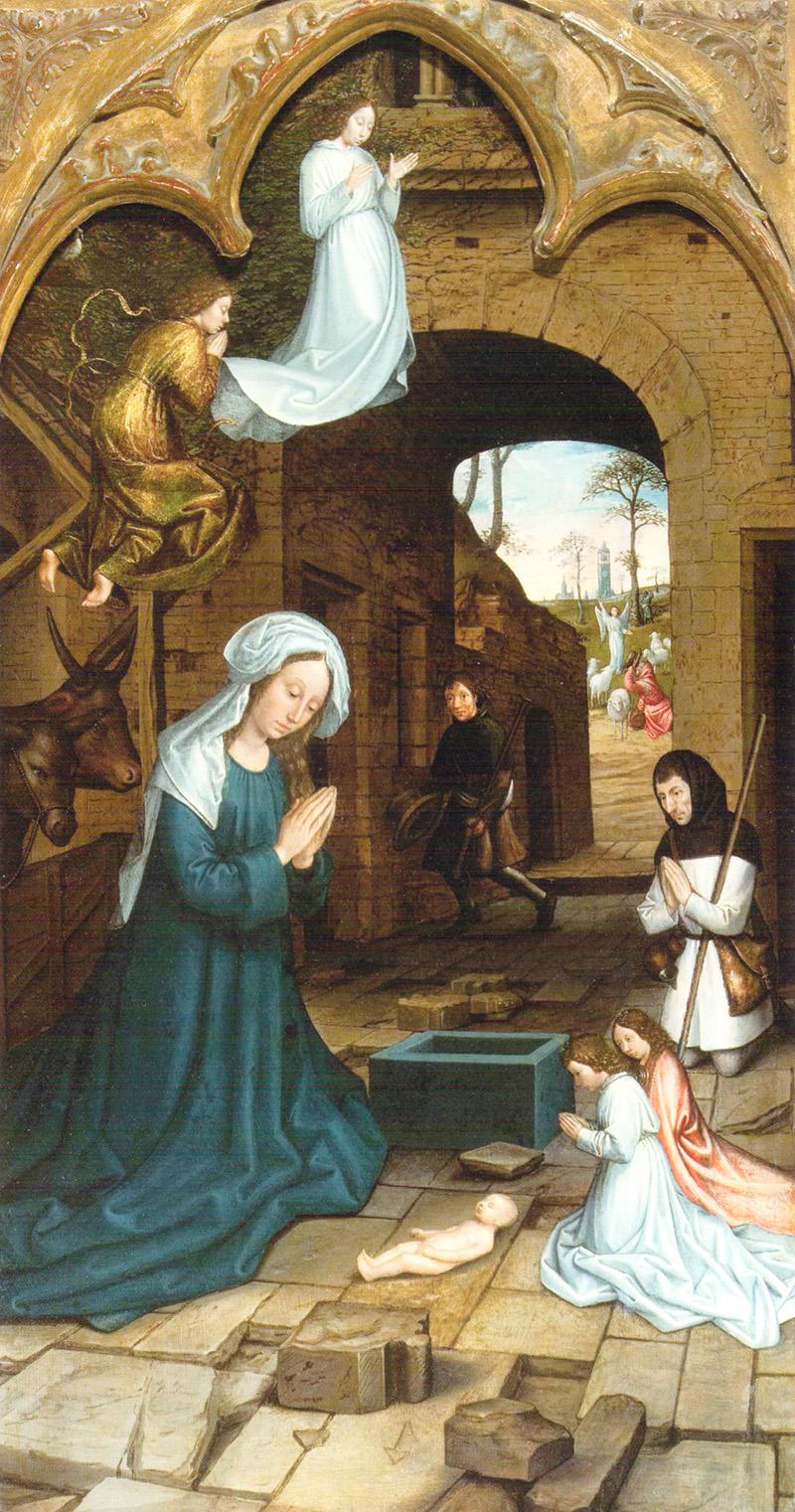 La Natividad Josse de Lieferinxe