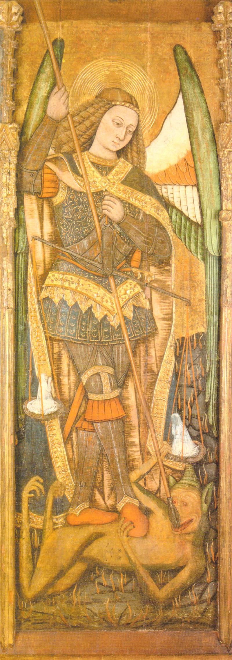San Miguel Maestro de Girard